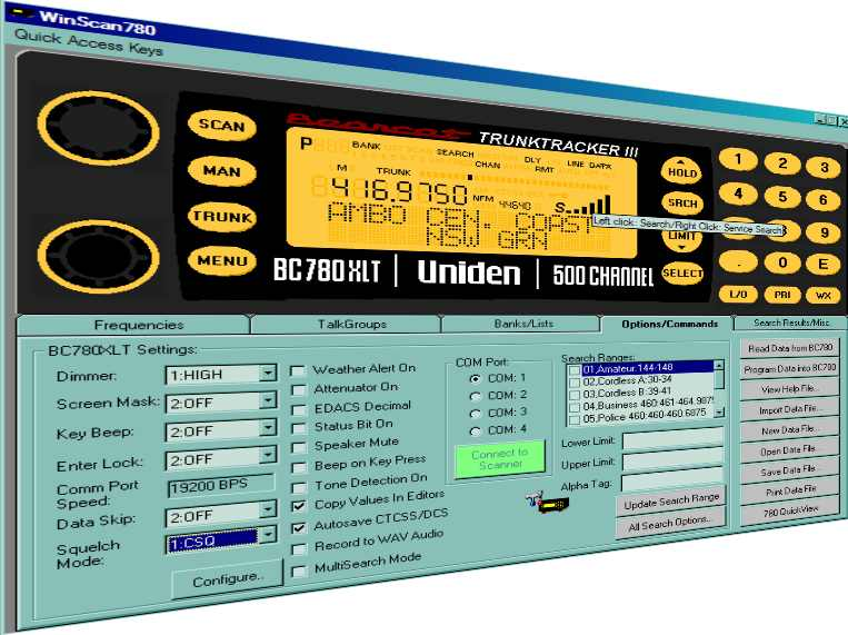 Winscan780 By Pozilla Software